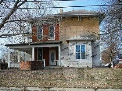Centerville IA Single Family Home For Sale: $19,900