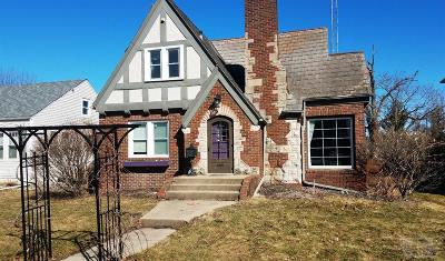 Ottumwa IA Single Family Home For Sale: $119,000