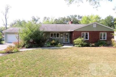 Wapello County Single Family Home For Sale: 320 W Golf