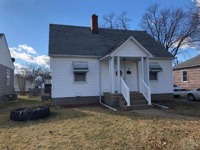 Ottumwa IA Single Family Home For Sale: $79,900