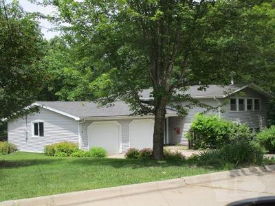 Fairfield Single Family Home For Sale: 1105 E Hempstead