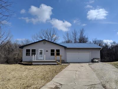 Fairfield IA Single Family Home Pending: $129,900