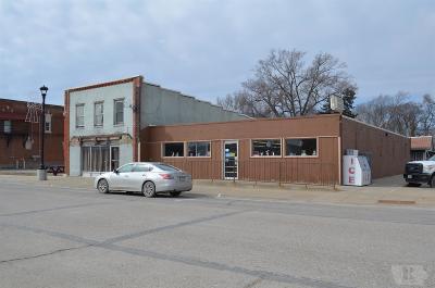 Wapello County Commercial For Sale: 121 Walnut Street
