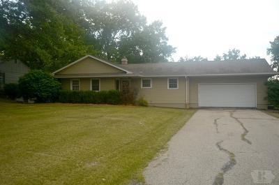 Davis County Single Family Home For Sale: 1107 E Franklin