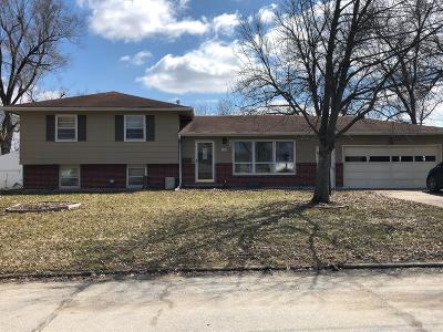 Ottumwa IA Single Family Home For Sale: $134,900