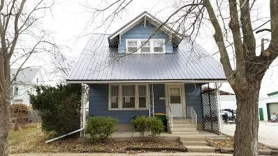 Fairfield IA Single Family Home For Sale: $77,500