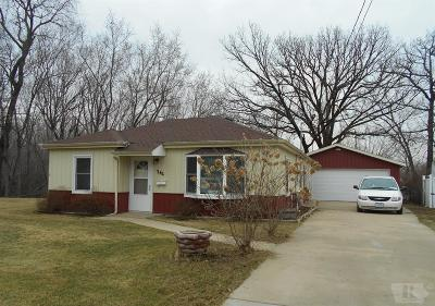 Ottumwa IA Single Family Home For Sale: $109,000