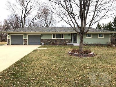 Wapello County Single Family Home For Sale: 409 Bryan Road