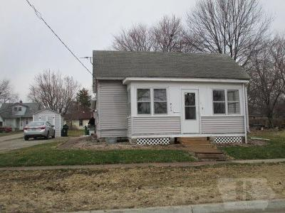 Fairfield IA Single Family Home Sold: $75,000