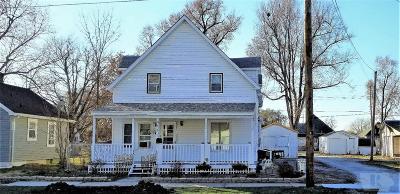 Wapello County Single Family Home For Sale: 313 S Sheridan