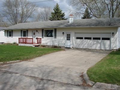 Mount Pleasant Single Family Home For Sale: 202 N Brazelton Street
