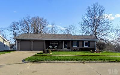 Wapello County Single Family Home For Sale: 1202 George Street