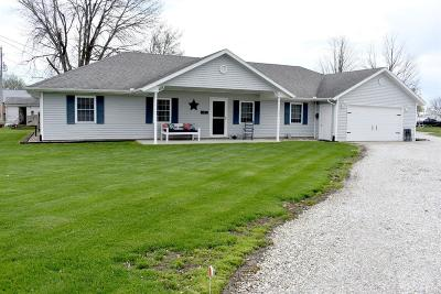 Appanoose County Single Family Home For Sale: 211 S Vine