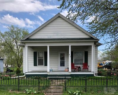 Monroe County Single Family Home For Sale: 416 N 8th Street