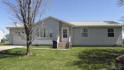 Centerville IA Single Family Home For Sale: $49,500