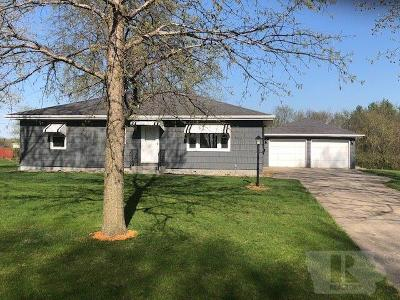 Wapello County Single Family Home For Sale: 12061 118th Avenue