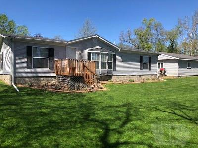 Ottumwa Single Family Home For Sale: 1013 S Milner