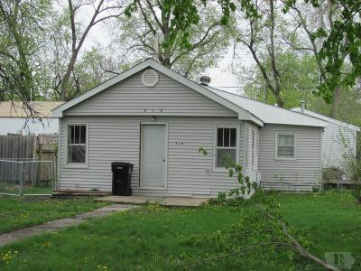 Ottumwa Single Family Home For Sale: 910 S Sheridan