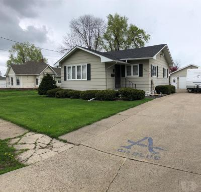 Monroe County Single Family Home For Sale: 606 North 3rd Street