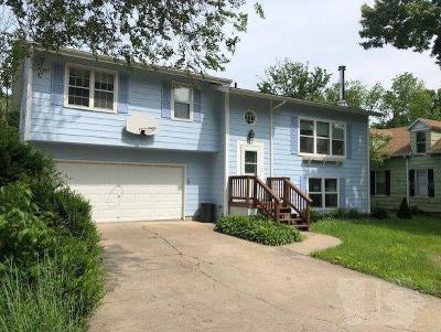 Fairfield IA Single Family Home For Sale: $169,000
