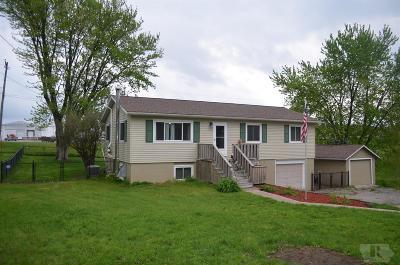 Keokuk County Single Family Home For Sale: 23138 207th Street