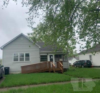 Wapello County Single Family Home For Sale: 228 S Davis