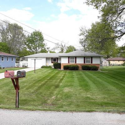 Wapello County Single Family Home For Sale: 522 Bryan Rd