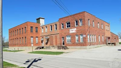 Fairfield Commercial For Sale: 605 W Stone