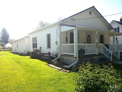 Wapello County Single Family Home For Sale: 506 S Ward Street