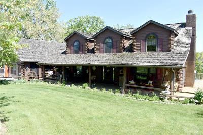 Davis County Single Family Home For Sale: 12380 Mink Blvd