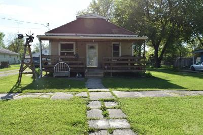 Wayne County Single Family Home For Sale: 406 Butler N