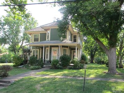 Mount Pleasant Single Family Home For Sale: 804 N Main