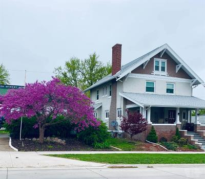 Appanoose County Single Family Home For Sale: 305 E State