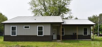 Wayne County Single Family Home For Sale: 615 N Johnson Street