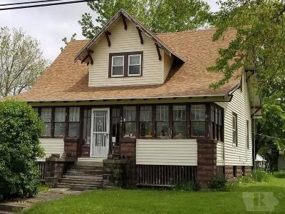 Wapello County Single Family Home For Sale: 303 S Wilson Street