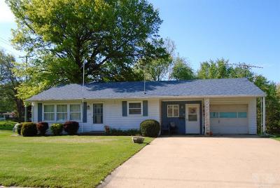 Appanoose County Single Family Home For Sale: 420 E Walnut