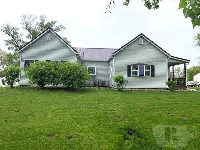 Wapello County Single Family Home For Sale: 1103 Traul Avenue