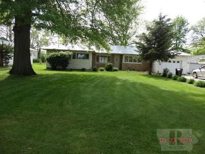 Wapello County Single Family Home For Sale: 2645 Clearview