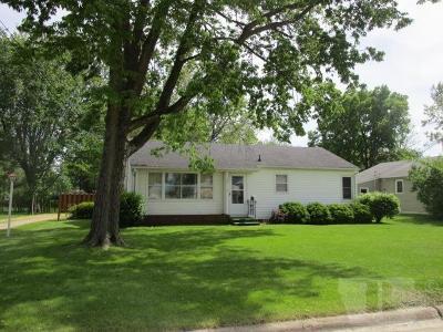 Fairfield Single Family Home For Sale: 306 W Polk