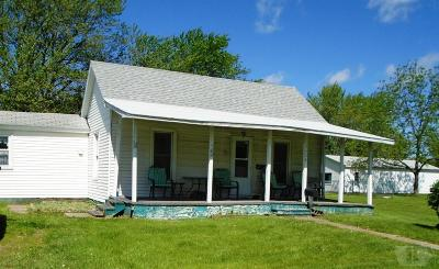 Appanoose County Single Family Home For Sale: 1626 S 22nd