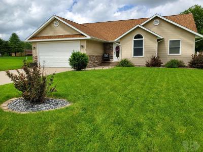 Ottumwa Single Family Home For Sale: 57 Kingsley Drive