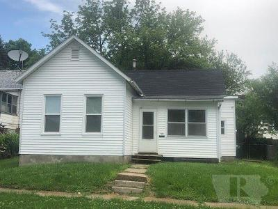 Wapello County Single Family Home For Sale: 705 W Fourth
