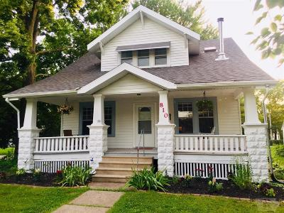 Jefferson County Single Family Home For Sale: 810 S 3rd