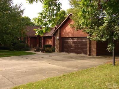 Mount Pleasant Single Family Home For Sale: 209 W Corry Court
