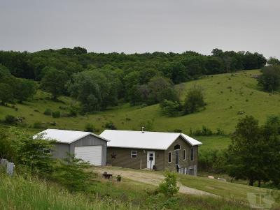 Appanoose County Single Family Home For Sale: 30802 Hickory Hill Road