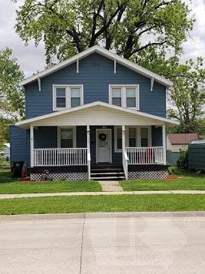Wapello County Single Family Home For Sale: 238 N Ransom