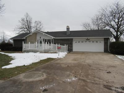 Wapello County Single Family Home For Sale: 8218 73rd Street