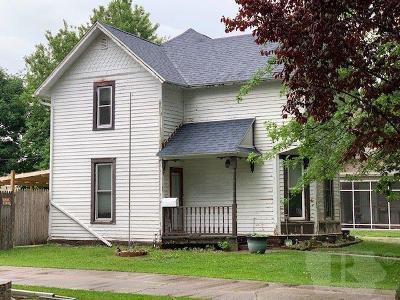 Washington County Single Family Home For Sale: 732 E 2nd Street