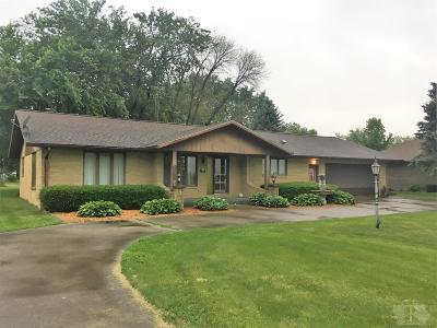 Keokuk County Single Family Home For Sale: 304 N Keokuk Washington