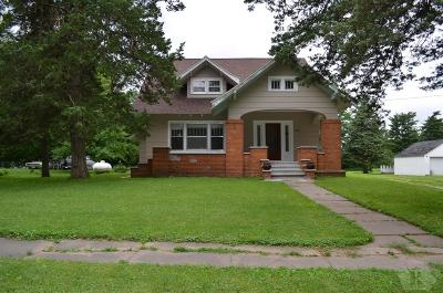 Keokuk County Single Family Home For Sale: 224 N Irons